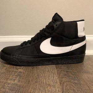 Nike Blazer High Nylon (2009)